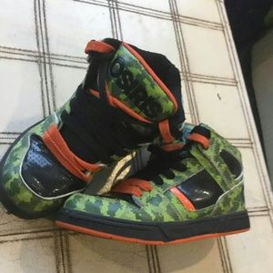 OSIRIS skater shoes Youth 4